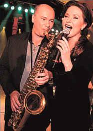 Från vinsten av TV4:s Dansbandslåten 1998, Anders Engberg, Camilla Lönnmyr